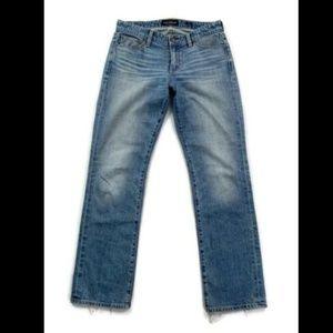 Lucky Brand Women's Blue Sweet Straight Jeans